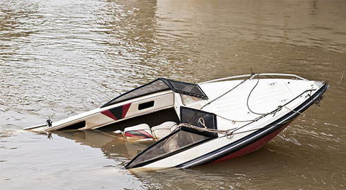 Boat Accident Injury Attorney