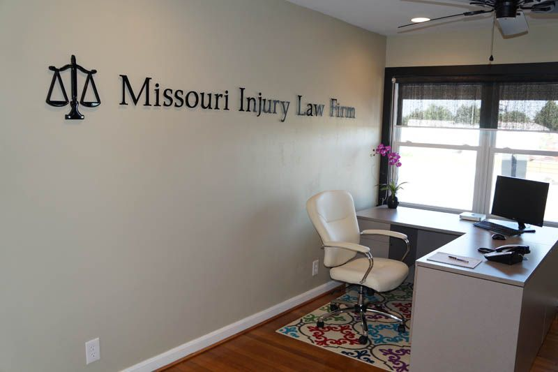 Missouri Injury Law Front Desk