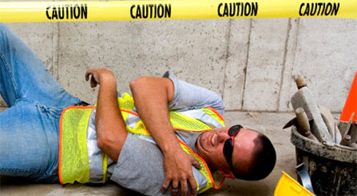 Construction Accident Injury Attorney