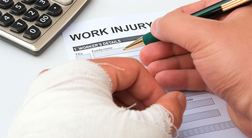Work Injury Lawyer, Cole County, MO